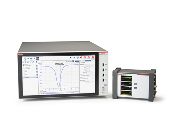 Picture of Keithley 4200A-SCS parameter analyzer