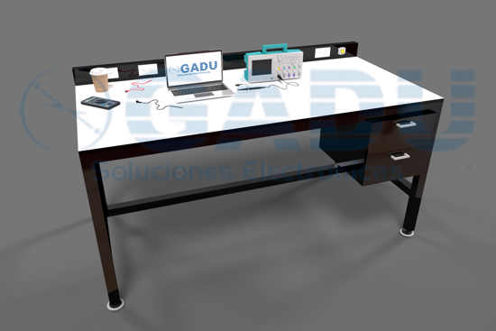 Mesa para laboratorio G010
